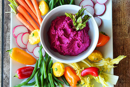 Roasted-Beet-Hummus