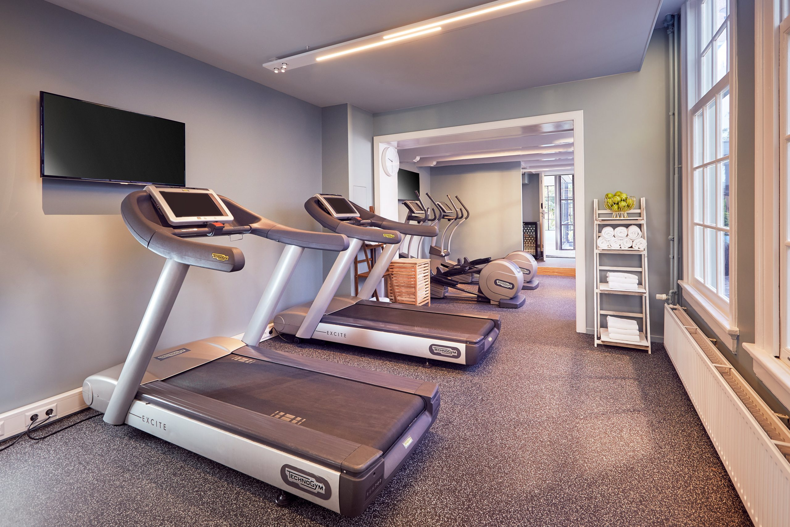 Gym - Downstairs