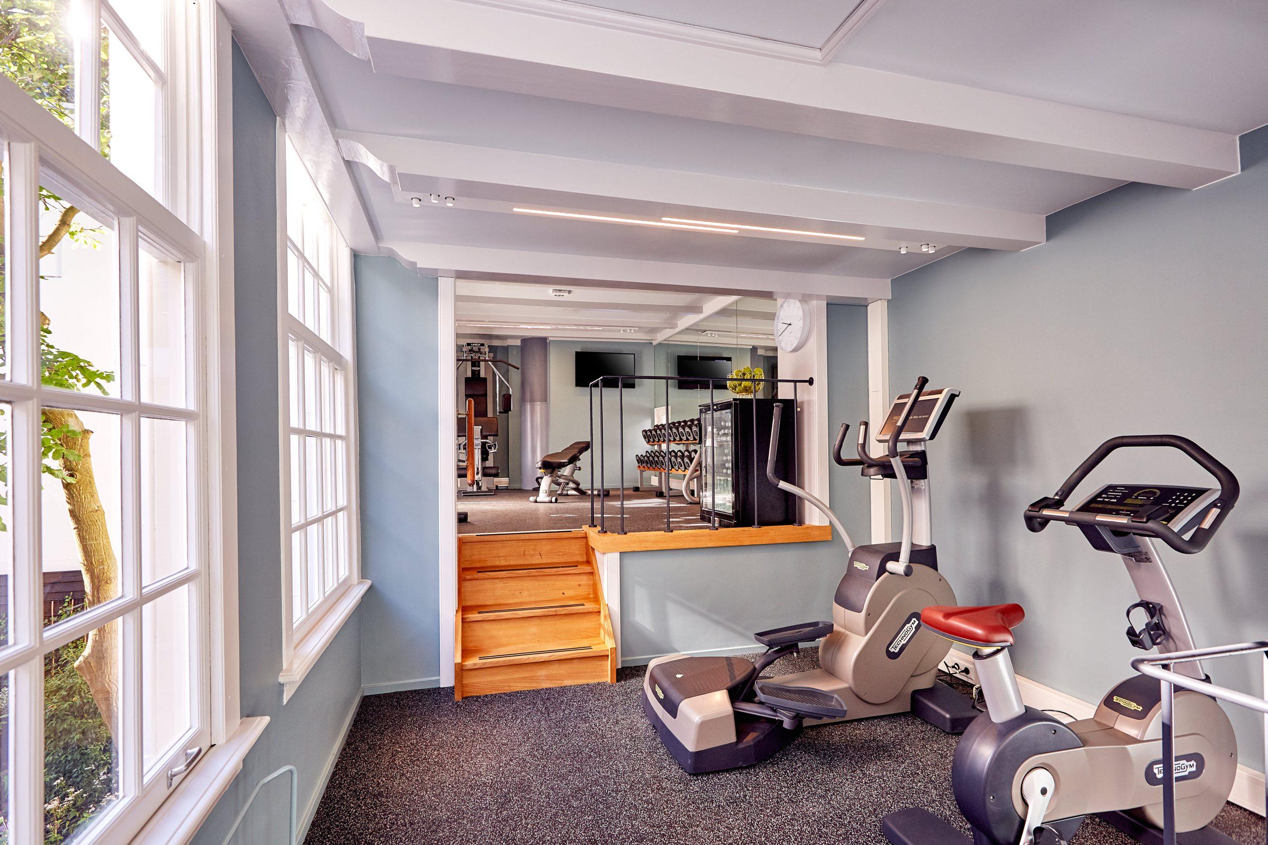 Gym - Upstairs