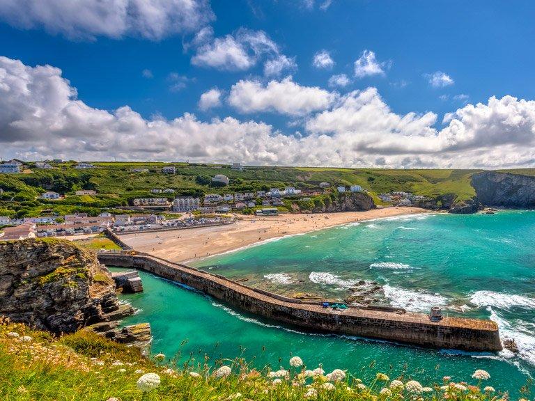 Si vous souhaitez ignorer mes souvenirs de Cornwall (je peux obtenir un peu emporté parfois) et de défilement de droite à inspo pour un soin nourrissant et sain Cornish week-end s'il vous plaît aller droit à l'alinéa 4!